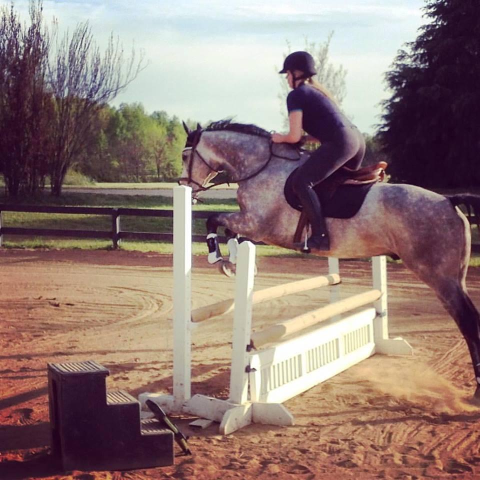 jumping P